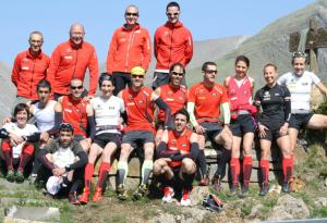 Lurbel, official sponsor of the National Team of Trail Running of the FEDME (Spanish Federation of Mountain Sports and Climbing)