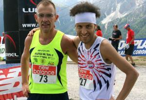 Lurbel were present in the Kronplatzrun race (northern Italy) on the 6th July 2013