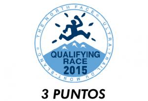 The 85K race of the Aitana-Puig-Campana Lurbel Challenge scores in The North Face® Ultra-Trail du Mont-Blanc®