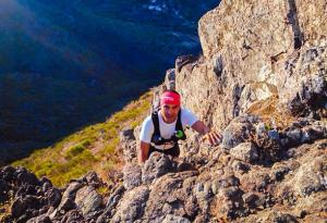 Dario Dorta will represent Lurbel in the toughest trail running of the world