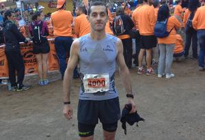 "Agustí Roc will reappear in the KV Puig Campana by Lurbel after a soleus muscle injury: ""I would like to be totally recovered to participate in the KV de Zegama"""