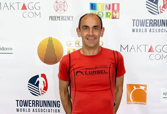 Ignasi Cardona, nueva cita con el Vertical World Circuit en Paris